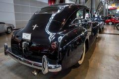 Αυτοκίνητο Chrysler βασιλικό Windsor, 1940 φυσικού μεγέθους Στοκ Εικόνα