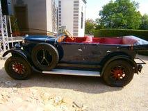 Αυτοκίνητο Franz Joseph παλαιμάχων στοκ φωτογραφία με δικαίωμα ελεύθερης χρήσης