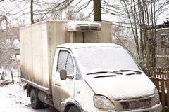 Αυτοκίνητο GAZ Gazelle Στοκ εικόνα με δικαίωμα ελεύθερης χρήσης