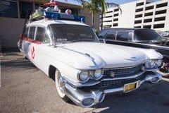 Αυτοκίνητο Ghostbusters Στοκ φωτογραφία με δικαίωμα ελεύθερης χρήσης