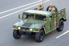 Αυτοκίνητο HMMWV Στοκ φωτογραφία με δικαίωμα ελεύθερης χρήσης