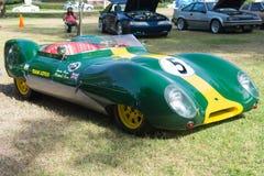 Αυτοκίνητο Lotus 30 στην επίδειξη Στοκ Εικόνα