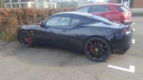 Αυτοκίνητο Lotus Στοκ φωτογραφία με δικαίωμα ελεύθερης χρήσης