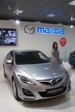 Αυτοκίνητο Mazda 6 Στοκ Εικόνες