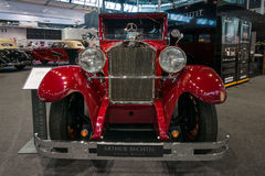Αυτοκίνητο Mercedes-Benz 300 τύπος 12/55 CP, 1926 πολυτέλειας Στοκ Φωτογραφίες