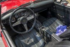 Αυτοκίνητο MG MGB στοκ φωτογραφίες