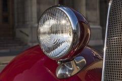 Αυτοκίνητο Oldtimer Στοκ εικόνες με δικαίωμα ελεύθερης χρήσης