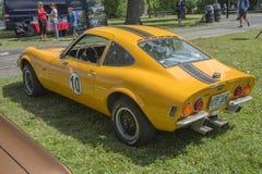 Αυτοκίνητο Opel Στοκ εικόνες με δικαίωμα ελεύθερης χρήσης
