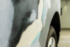 αυτοκίνητο putty στοκ εικόνα