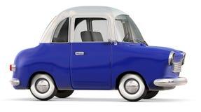 αυτοκίνητο Toon Στοκ εικόνες με δικαίωμα ελεύθερης χρήσης
