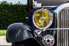 αυτοκινητικός τρύγος σεπιών αυτοκινήτων αναδρομικός στοκ εικόνες