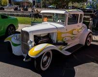 αυτοκινητικός τρύγος του Σακραμέντο Ουρουγουάη colonia del Στοκ εικόνες με δικαίωμα ελεύθερης χρήσης