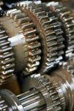Αυτοκινητικό κιβώτιο εργαλείων μηχανών ή μετάδοσης στοκ φωτογραφία με δικαίωμα ελεύθερης χρήσης