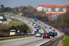 αυτοκινητόδρομος Στοκ Εικόνες