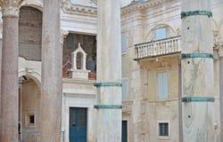 Αυτοκράτορας Diocletian& x27 παλάτι του s Στοκ εικόνες με δικαίωμα ελεύθερης χρήσης