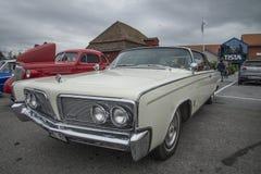 1964 αυτοκρατορική κορώνα Coupe Chrysler Στοκ εικόνα με δικαίωμα ελεύθερης χρήσης