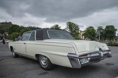 1964 αυτοκρατορική κορώνα Coupe Chrysler Στοκ εικόνες με δικαίωμα ελεύθερης χρήσης