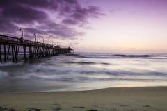 Αυτοκρατορική παραλία Καλιφόρνια Στοκ Εικόνα