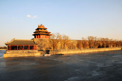 Αυτοκρατορική beiing Κίνα Στοκ Εικόνες