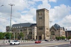 Αυτοκρατορικό κτήριο κάστρων Στοκ Εικόνα