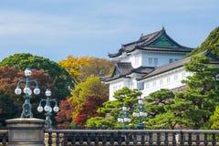 αυτοκρατορικό παλάτι Τόκ&i στοκ εικόνες