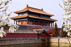 αυτοκρατορικό παλάτι στοκ εικόνες