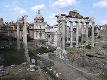 Αυτοκρατορικό φόρουμ στη Ρώμη Στοκ Εικόνα