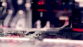 Αυτοματοποιημένη παραγωγή πινάκων κυκλωμάτων απόθεμα βίντεο