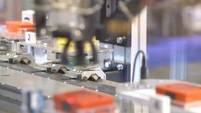 Αυτοματοποιημένος ρομποτικός μεταφορέας φιλμ μικρού μήκους