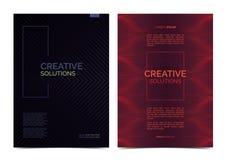 Αυτόματα πρότυπα επιχειρησιακού σχεδιαγράμματος υπηρεσιών επισκευής καθορισμένα, αυτοκινητική κάλυψη περιοδικών, αυτόματο φυλλάδι Στοκ Φωτογραφίες