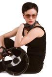 αυτόματη κυρία στοκ φωτογραφία με δικαίωμα ελεύθερης χρήσης