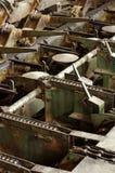 Αυτόματη μηχανή λεπτομέρειας επεξεργασίας ξυλουργικής Στοκ φωτογραφίες με δικαίωμα ελεύθερης χρήσης