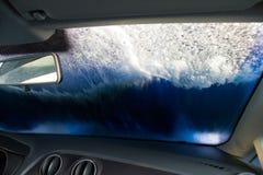 Αυτοκίνητο ΠΛΥΣΙΜΑΤΟΣ Στοκ εικόνες με δικαίωμα ελεύθερης χρήσης