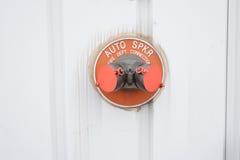 Αυτόματη σύνδεση πυροσβεστικής υπηρεσίας SPKR Στοκ Φωτογραφίες