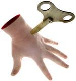 αυτόματη χειρωνακτική εργασία χεριών Στοκ φωτογραφίες με δικαίωμα ελεύθερης χρήσης