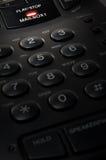 αυτόματος τηλεφωνητής Στοκ Φωτογραφία