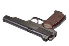 Αυτόματο πιστόλι APS Stechkin Στοκ φωτογραφία με δικαίωμα ελεύθερης χρήσης