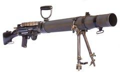 Αυτόματο πυροβόλο όπλο Στοκ Εικόνες