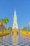 Αυτός παγόδα Wat Phra που ναός Panom Στοκ Εικόνες
