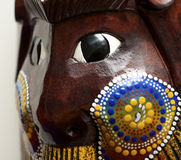 αυτόχθων Αυστραλός Στοκ Φωτογραφίες