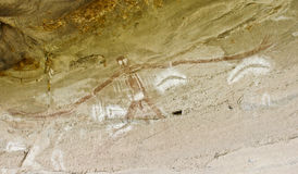 αυτόχθων τέχνη Στοκ Φωτογραφίες