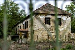 Αυτό είναι ένα παλαιό σπίτι στοκ φωτογραφίες