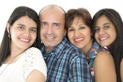 Αυτό είναι ευτυχής οικογένεια Στοκ Φωτογραφία