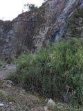 Αυτό είναι η κύρια σπάζοντας πέτρα κυψελών στοκ εικόνες με δικαίωμα ελεύθερης χρήσης