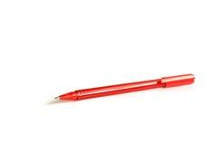 Αυτό είναι μια κόκκινη μάνδρα Στοκ Φωτογραφίες