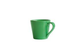 Αυτό είναι μια πράσινη κούπα Στοκ Φωτογραφία