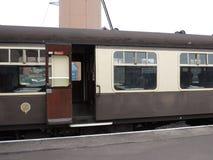 Αυτό είναι το ίδιο τραίνο από μια μικρή απόσταση μακριά αλλά μη κακός Στοκ φωτογραφία με δικαίωμα ελεύθερης χρήσης
