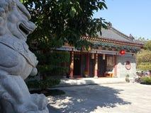 Αυτό είναι το τοπίο της αρχαίας οδού οικοδόμησης σε Huizhou, Κίνα στοκ φωτογραφίες