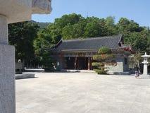 Αυτό είναι το τοπίο της αρχαίας οδού οικοδόμησης σε Huizhou, Κίνα στοκ εικόνες