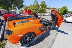 Αυτό είναι Ferrari, μωρό! Στοκ φωτογραφίες με δικαίωμα ελεύθερης χρήσης